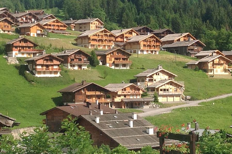 Location de vacances au grand bornand - Office du tourisme grand bornand chinaillon ...